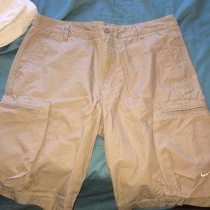 Men's Nike Cargo Shorts